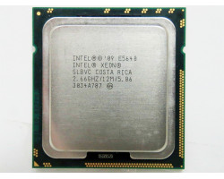 Процессор Intel E5640 2.66GHz LGA1366 12MB L3 Cache