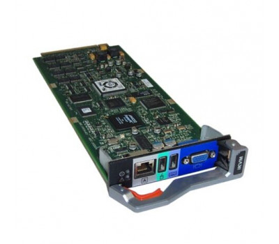 Коммутатор Dell K036D PowerEdge M1000E iKVM / KMM Analog Switch