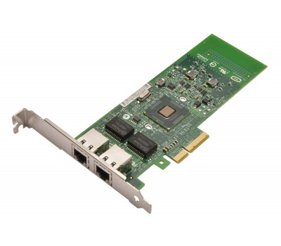 Сетевая карта Dell G174P Intel Pro/1000 PT Dual Port Gigabit Adapter 1P8D1